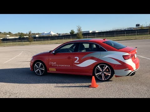 Audi Driving Experience At The Circuit Of The Americas F1 Track - Austin Texas