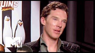 Benedict Cumberbatch Declares War on Penguins | MTV After Hours