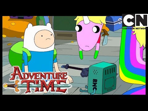 Adventure Time | The Pit | Cartoon Network