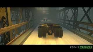 GTA IV: The Dark Knight Rises (Mod Gameplay Trailer)