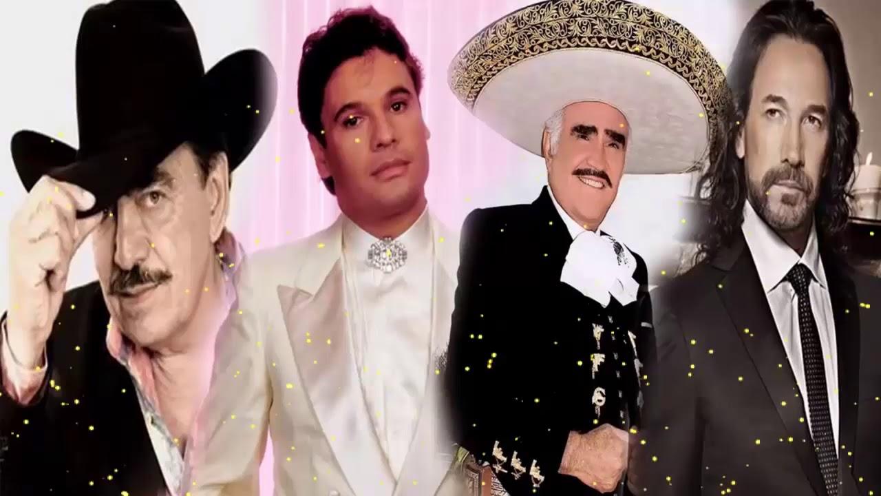 Viejitas Baladas Mexicanas 90s Lo Mejor De JOAN SEBASTIAN, MARCO ANTONIO SOLIS Y DIEGO VERDAGUER