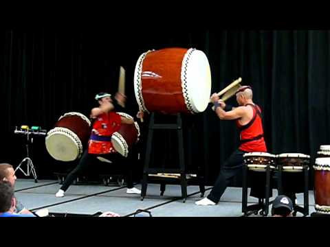 One World Taiko-Treasure Valley Community College 2