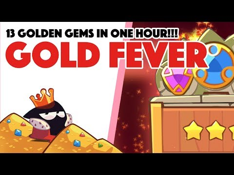 King of Thieves - 13x GOLDEN GEMS IN 1 HOUR!