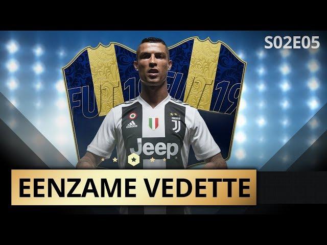 WTF DIT LUKT ME NOOIT MEER! | 99 TOTY Cristiano Ronaldo - De Eenzame Vedette S02E05 | KOEN WEIJLAND
