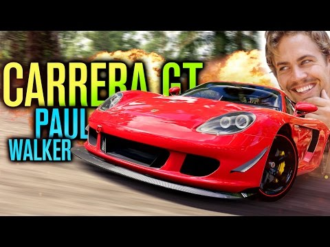 Paul Walker Carrera GT Challenge... | Forza Horizon 3 w/ The Nobeds