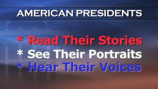 2013 Presidential portraits HD Comcast