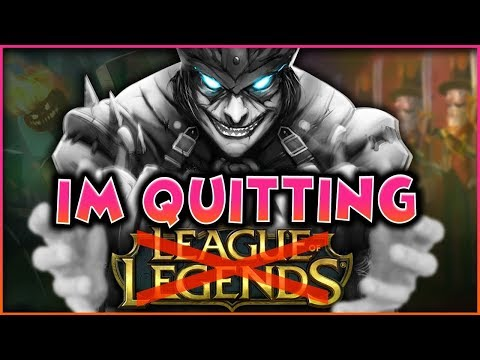 PINK WARD IS QUITTING LEAGUE?!