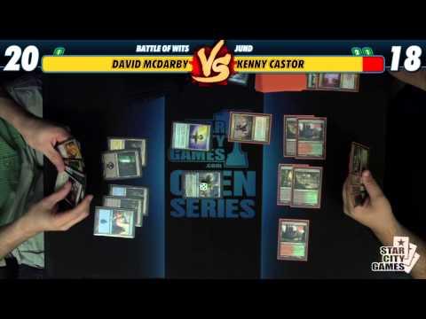 Versus Series: David McDarby (Battle of Wits) vs. Kenny Castor (Jund)