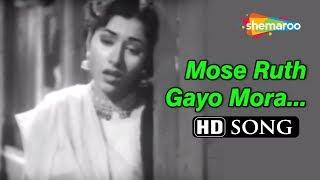 Mose Ruth Gayo Mora Sawariya , Tarana (1951) Dilip Kumar , Madhubala , Lata Mangeshkar Song