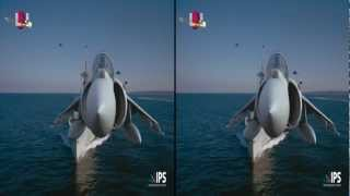 LG 3D Demo 1080p Legends of Flight   JOHN FM