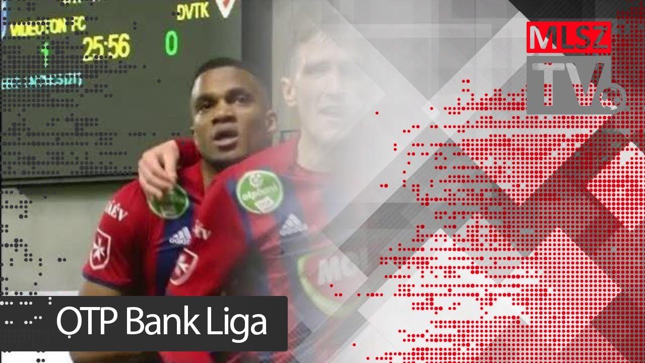 Videoton FC - DVTK | 4-1 (2-0) | OTP Bank Liga | 22. forduló | 2017/2018 | MLSZTV