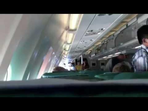 "Airbus A330-300 VQ-BCW Владивосток Авиа. Рейс XF460 ""Внуково - Владивосток"""