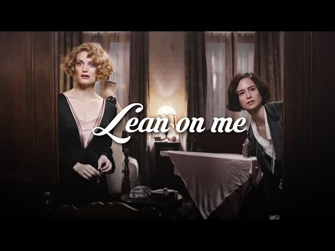Fantastic Beasts || Tina and Queenie Goldstein || Lean on Me