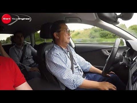 """新型アウディA8発表/自動運転車両""""Jack""""試乗レポート/SQ5 海外試乗レポート"""