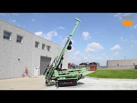Drilling machine Fraste Multidrill ML