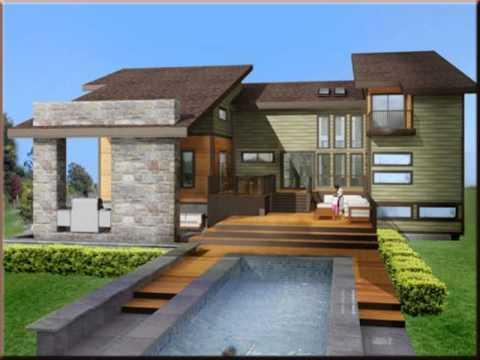 บ้านชั้นครึ่งราคาไม่เกินล้าน แบบ บ้าน เดี่ยว สวย ๆ