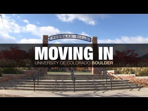 Fall 2019 Move-In Information University Of Colorado Boulder