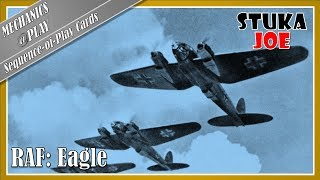 RAF: The Battle of Britain, 1940 (Eagle Version) - Mechanics at Play