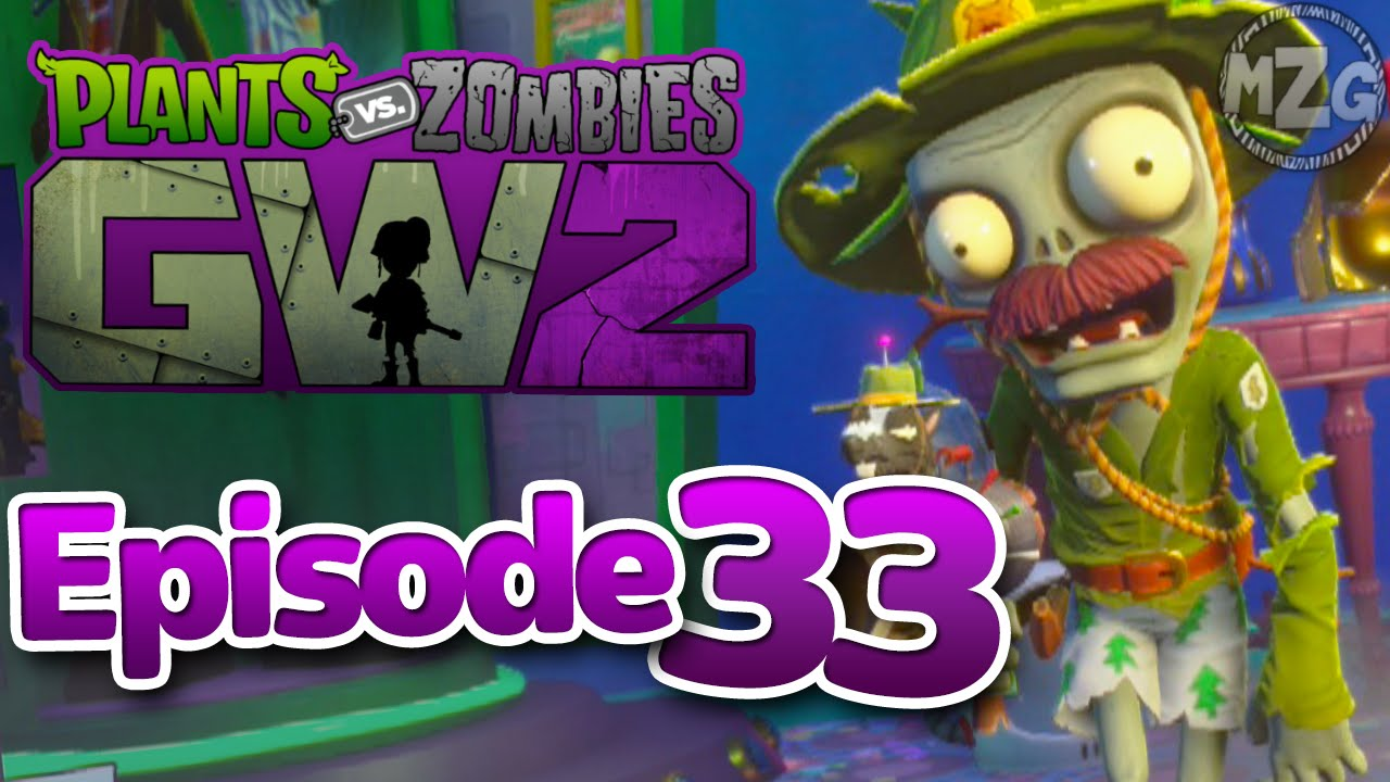 Park Ranger! - Plants vs. Zombies: Garden Warfare 2 ...