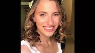*כלות מתולתלות * יום החתונה של דנה - איפור ושיער יפית קוריש