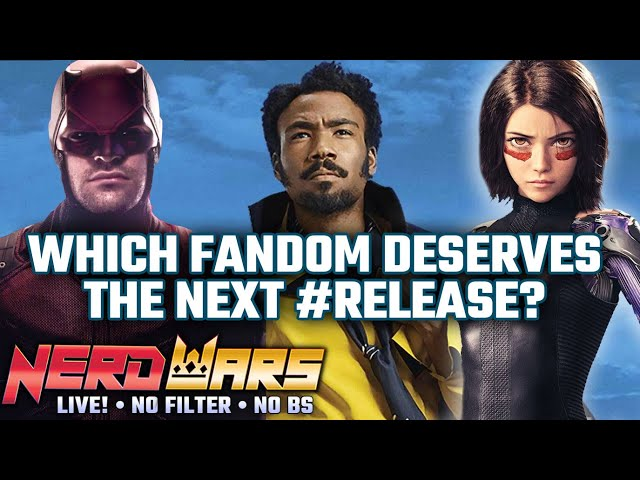 Which Fandom Deserves The Next #Release?