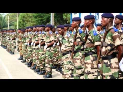 Zouglou Gendarmerie National Côte D'Ivoire (Momo Romar)