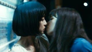 小松菜奈と門脇麦がW主演し、成田凌が共演と、旬のキャストの出演も話題...
