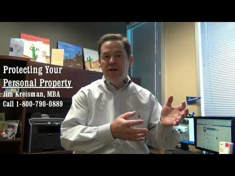 Personal Article Floater - How To Protect Personal Property | Arizona (AZ) | Call 480-491-8585