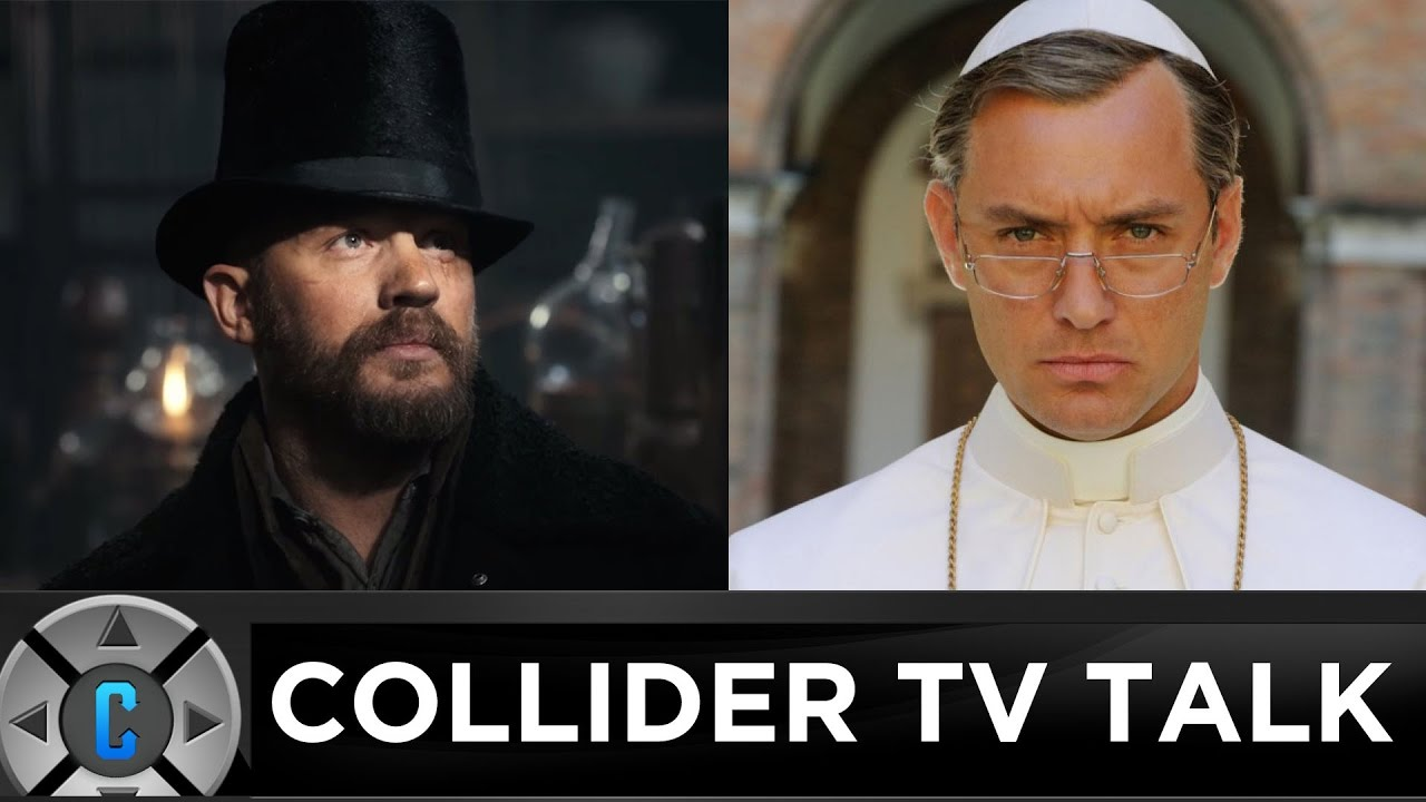 American Taboo Movie tom hardy's taboo premiere review, hbo's young pope review - collider tv  talk