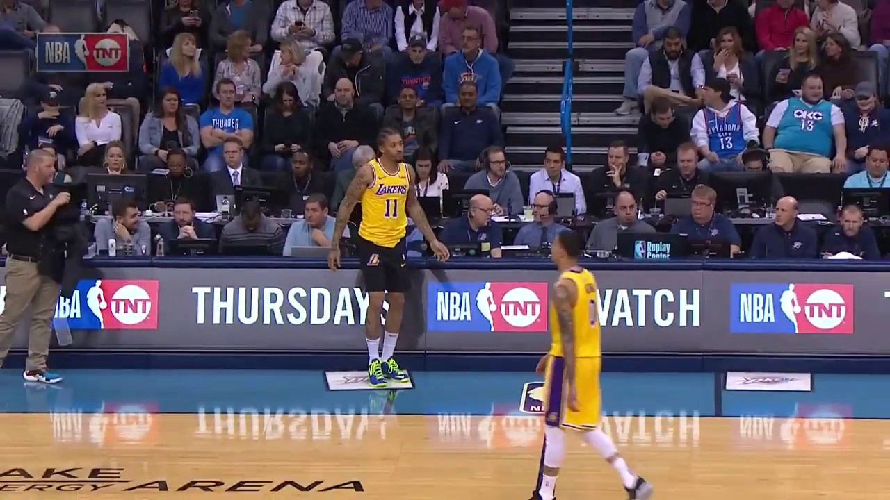 Michael Beasley Forgets He's Wearing Practice Shorts, Had To Run To Locker Room To Change