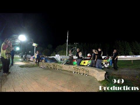 949 Productions: #83 Tim Martin Last Late Model Race Bear Ridg...