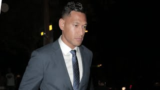 Israel Folau Launches New Lgbt Attacks In Church Sermon