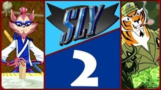 Zagrajmy w Sly Cooper: Złodzieje w czasie #2 - Japonia