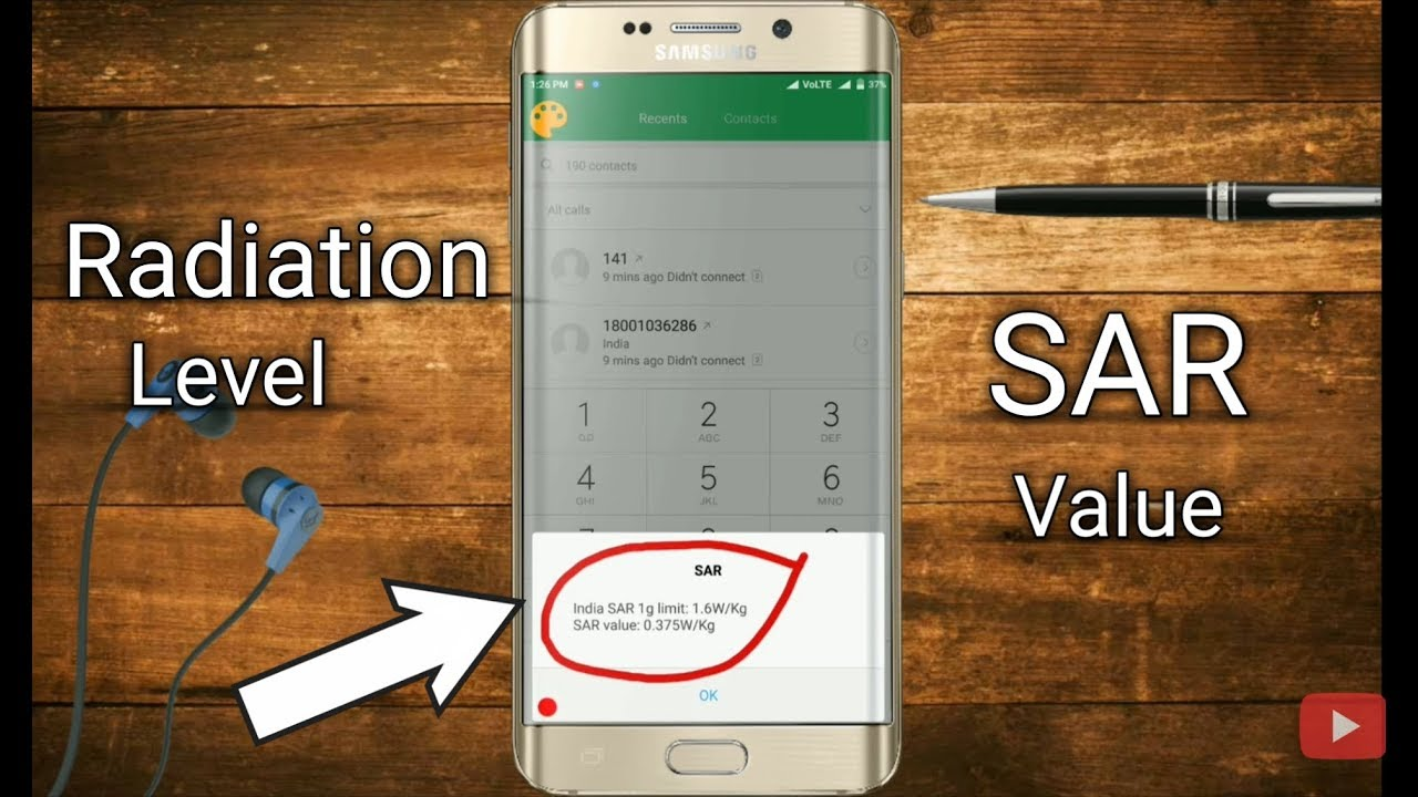 How To Check Radiation Level Sar Value Of Redmi Note 4