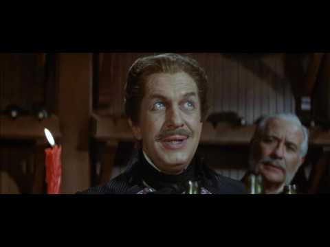 Vincent Price vs Peter Lorre in Wine Tasting Contest