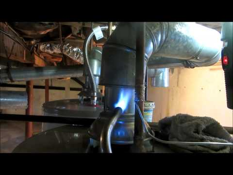 30 gallon gas water heater replacement