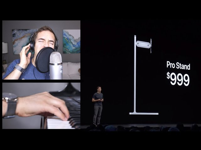 $999 for a stand