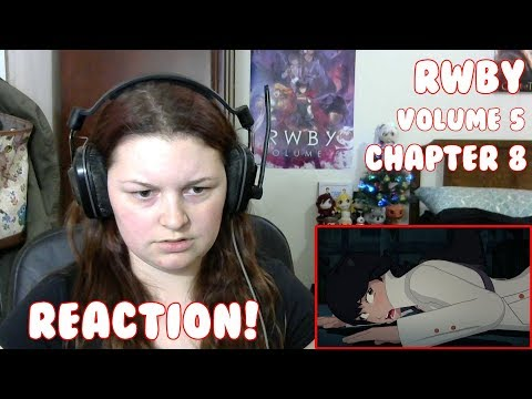 RWBY Volume 5, Chapter 8: Alone Together Reaction!