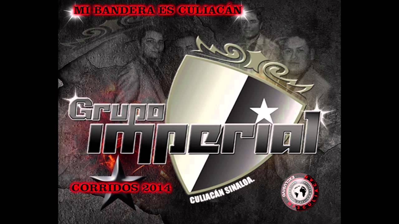 """Grupo Imperial - Mi Bandera Es Culiacan """"El Pocho Gente Del 80"""" (Estudio 2014)"""