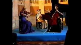 Schubert-Trio op. posth. 148 D897: Notturno Alexandra Stefanato Daniela Petracchi Luisa Prayer