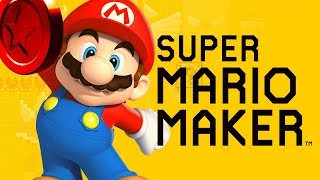 """Super Mario Maker: """"Playing Your Levels!"""" + Mario Kart 8 Deluxe"""