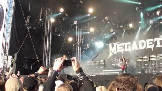 Megadeth - Head Crusher Live @ Tuska 2012