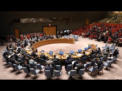 LIVE | Рада безпеки ООН обговорює ситуацію на окупованих територіях України