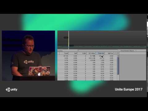 Unite Europe 2017 - Practical guide to profiling tools in Unity