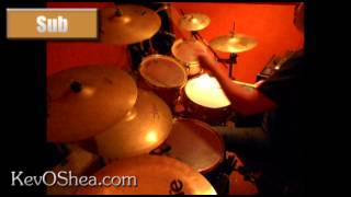 Linear Fill Drum Lesson & Drum Transcription