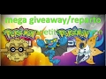 mega giveaway/reparto shiny competitive pokémon (Sun and Moon)(GOOD FOR COMPETITIVE 2)
