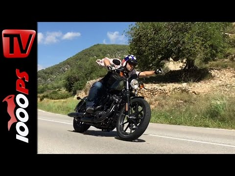 Harley-Davidson Sportster Modelle 2016 | Test