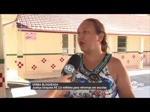 Verba para reformar escolas na grande Florianópolis é bloqueada pela justiça