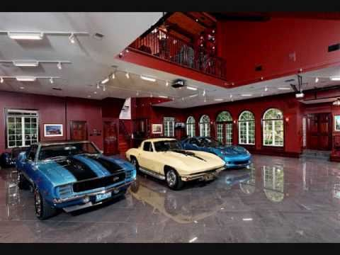 Dream Garages!