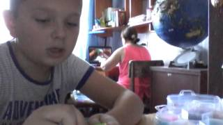 2 видео урок по созданию браслета тратуар
